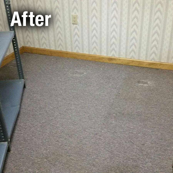 Kansas City Injection Foam Leveling - After